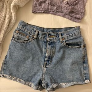 Mom high waisted jeans (vintage)